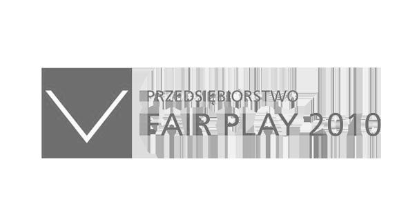 Przedsiębiorstwo fair Play 2010